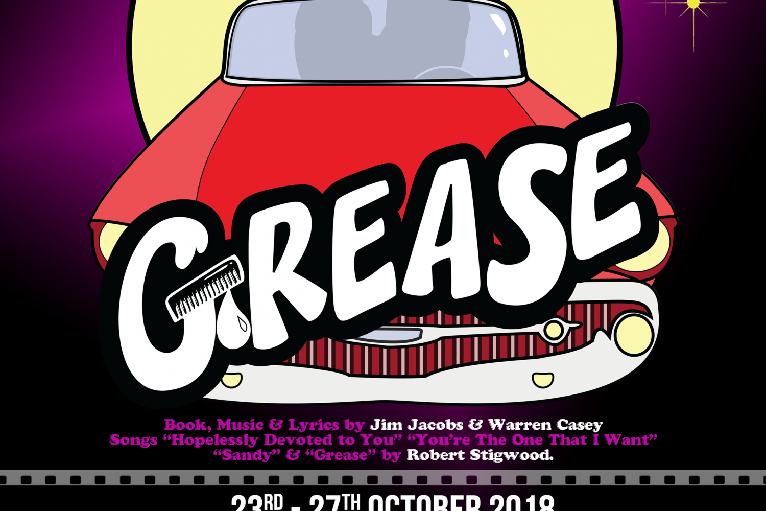 grease poster -1